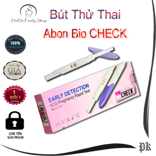 Bút thử thai Abon Bio Check thumbnail