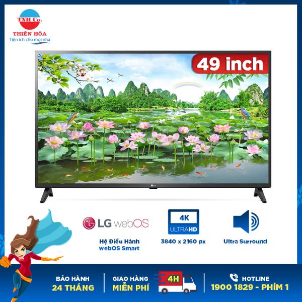 Bảng giá Smart Tivi 4k LG 49 Inch 49UN7300PTC LED