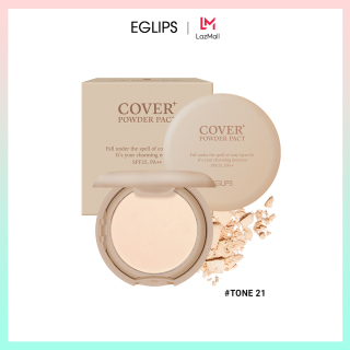 Phấn phủ dạng nén Eglips Cover+ Powder Pact SPF 25, PA++ 9g thumbnail