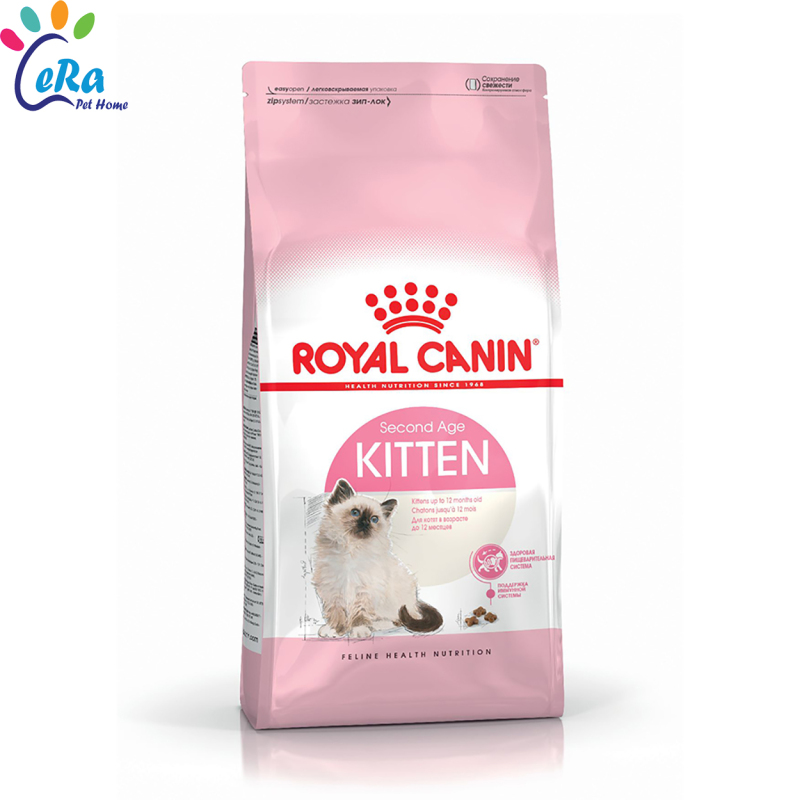 Thức Ăn Mèo Royal Canin- Kitten 36 400gr