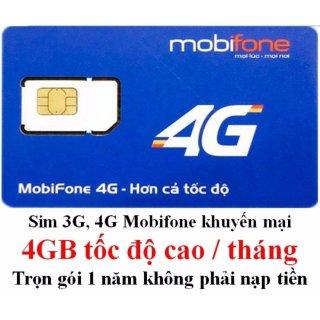 Sim 4G Mobi 1 Năm Miễn Phí - Sim 4G - Mobi 4G thumbnail