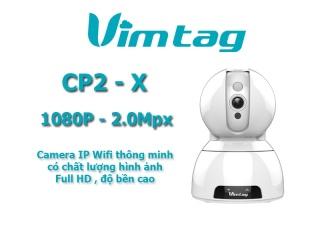 Camera IP WIFI VIMTAG CP2-X FULL HD 1080P 2.0MPX thumbnail