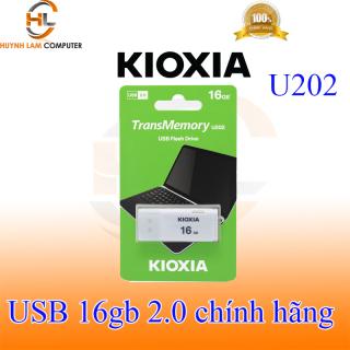 USB 16gb KIOXIA U202 chuẩn 2.0 (trắng) Japan - FPT phân phối thumbnail