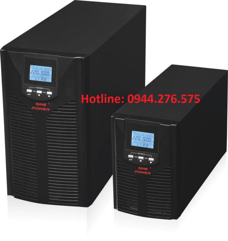 Bảng giá UPS online Sinepower 2kva Phong Vũ