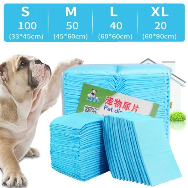 [Lẻ 5 Cái] Tấm lót vệ sinh Pet diapers cho chó mèo - CutePets