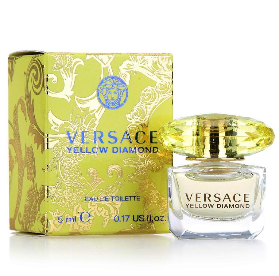 Nước Hoa Nữ Versace Yellow Diamond 5ml