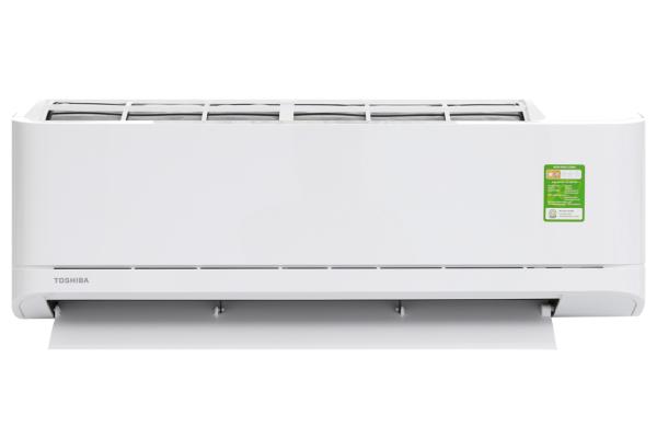 Máy lạnh Toshiba 1 HP RAS-H10U2KSG-V DIỆN TÍCH Dưới 15 m2 ,  Tiện ích: Hẹn giờ tắt Làm lạnh nhanh tức thì Tự khởi động lại khi có điện Chức năng tự làm sạch