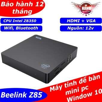 máy tính để bàn mini pc z85 - vga - hdmi chạy 2 màn hình cùng lúc