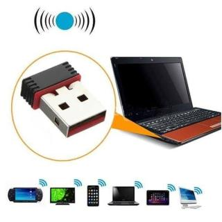 USB thu sóng Wifi 2.0 RTL8188 siêu nhỏ gọn tốc độ cực mạnh 450Mbps Dũng Dũng 4 thumbnail