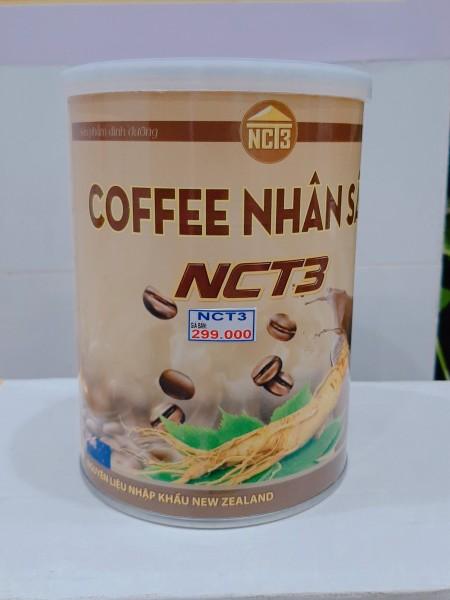 COFFEE NHÂN SÂM cao cấp