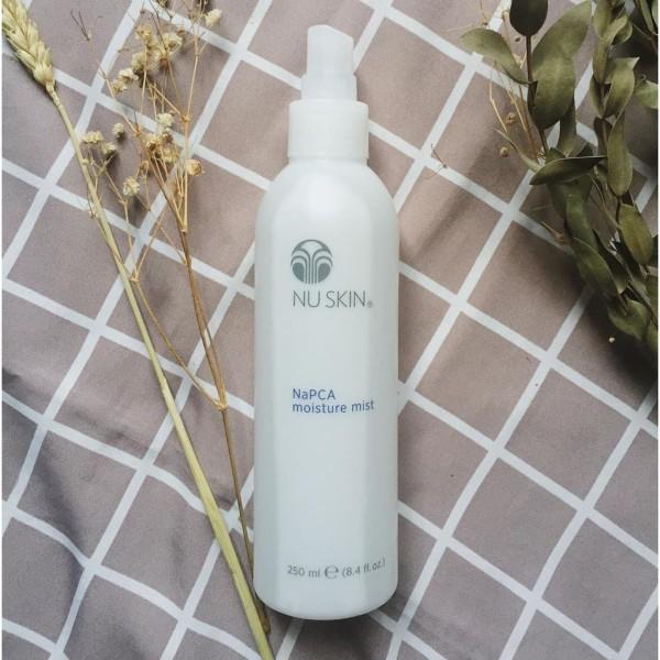 Dưỡng ẩm dạng nhẹ phun sương Nukin NaPCA - xịt khoáng Nuskin, sản phẩm tốt, chất lượng cao và cam kết hàng đúng như hình ảnh cao cấp