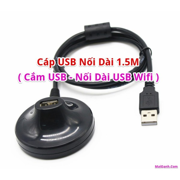 Bảng giá Tenda W311MA - USB Wifi Chuẩn N Tốc Độ 150Mbps & 1 Cáp nối dài USB Phong Vũ