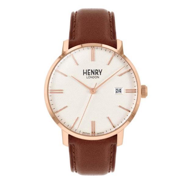 Đồng hồ nam Henry London HL40-S-0348 REGENCY