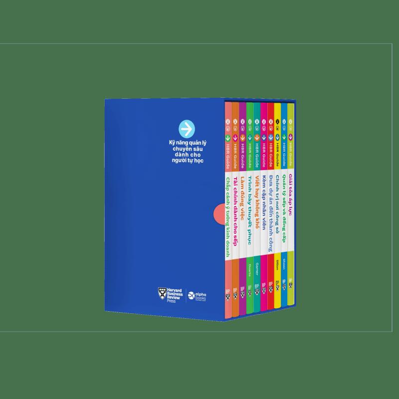 nguyetlinhbook - HBR Guide Kỹ Năng Quản Lý Chuyên Sâu Dành Cho Người Tự Học (Bộ 10 Cuốn)