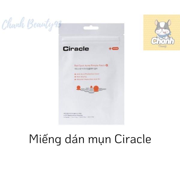 Miếng dán mụn CIRACLE ( 24 miếng )