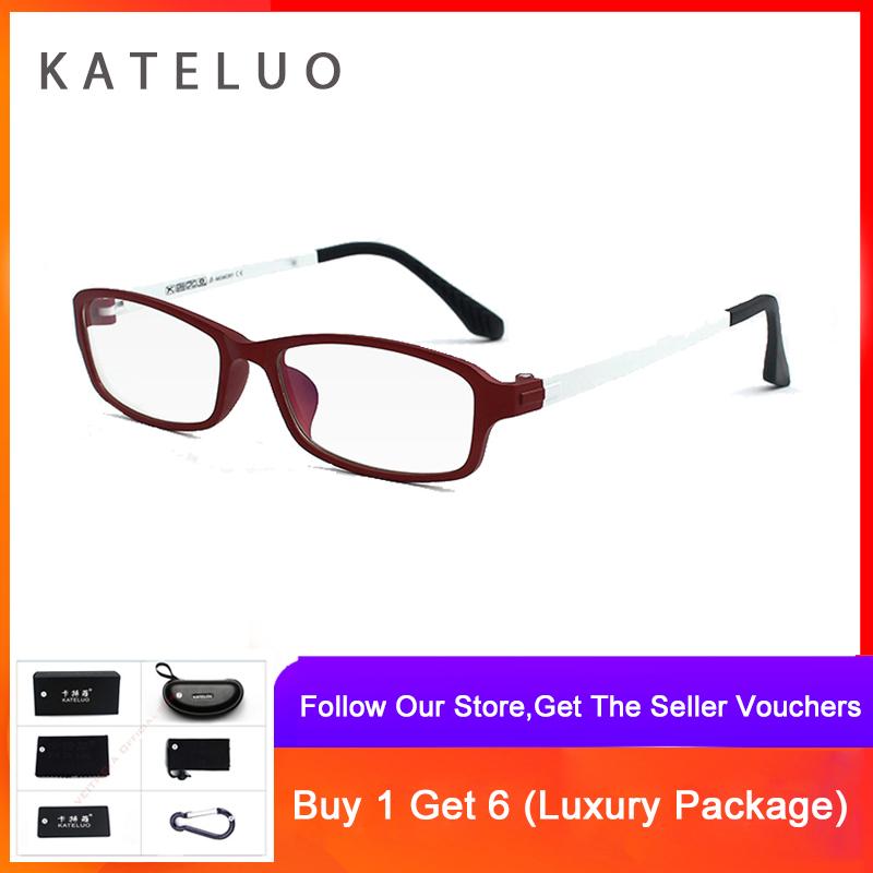 Mua KATELUO Mắt kính chống tia laser Mắt kính chống tia laser Mắt Kính Gọng Kính mắt 13021