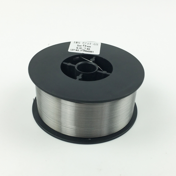 [ Tặng 2 Bép Hàn - Mua 2 giảm 5 % ] Cuộn Dây Hàn 1kg 0.8mm - 1.0mm Dây Hàn Mig Không Dùng Khí AWS E71T-GS