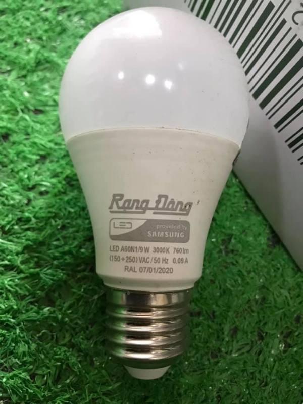 Bóng đèn LED BulD tròn Rạng Đông 9W