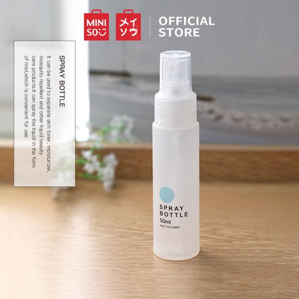 Bình chứa dạng xịt 50ml Miniso Spray Bottle 50 ML