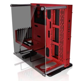[HCM]Vỏ Case Thermaltake Core P3 Tempered Glass Red Edition (CA-1G4-00M3WN-03) thumbnail