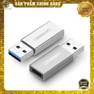 Đầu chuyển đổi USB 3.0 sang USB Type C Ugreen 30705 chính hãng - HapuStore thumbnail