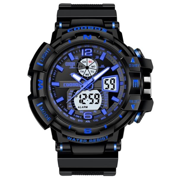 Đồng hồ trẻ em nam COOLBOSS Chống nước 50m Bảo hành 3 tháng. bán chạy