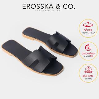 Dép nư đê bê t quai chư H thời trang Erosska DE036 (BA) thumbnail