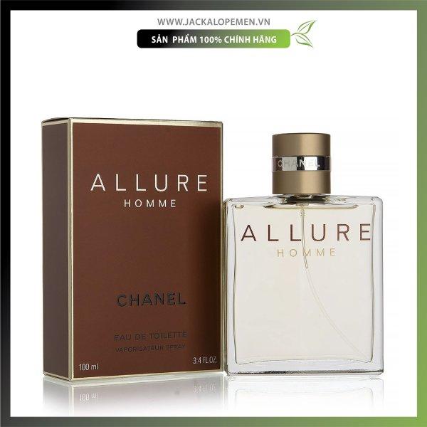 Chanel Allure Homme Eau De Toilette - EDT 100ml