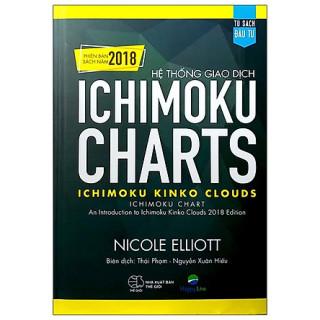 Hệ thống giao dịch Ichimoku Charts - Ichimoku Kinko Clouds (bìa mền) thumbnail