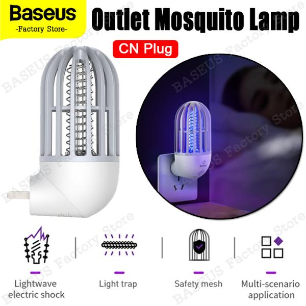 Bảng giá Baseus Linlon Outlet Đèn Chống Muỗi An Toàn Và Sức Khỏe Cho Người Già Và Trẻ Em Thuốc diệt muỗi Phong Vũ