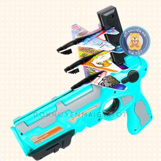 Đồ chơi sung phóng máy bay cho trẻ em , đồ chơi máy phóng máy bay bay lượn mô hình trẻ em 7154 - đồ khuyến mãi giá tốt Dũng Dũng 1 thumbnail