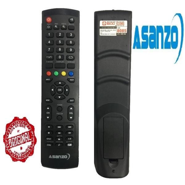 Bảng giá Remote điều khiển tivi ASANZO smart mẫu 6