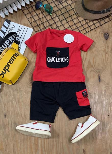 bộ quần áo cho trẻ em.quần áo TÚI HỘP cho bé trai từ 8kg đến 26kg  y mẫu, đáng yêu cho bé