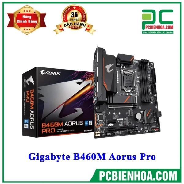 Bảng giá Mainboard Gigabyte B460M Aorus Pro ( LGA1200 / M-ATX / 4xDDR4 ) Phong Vũ