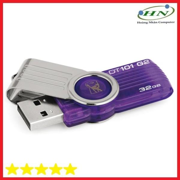 Bảng giá USB Lưu Trữ Dữ Liệu 32G kingston DT101 Phong Vũ