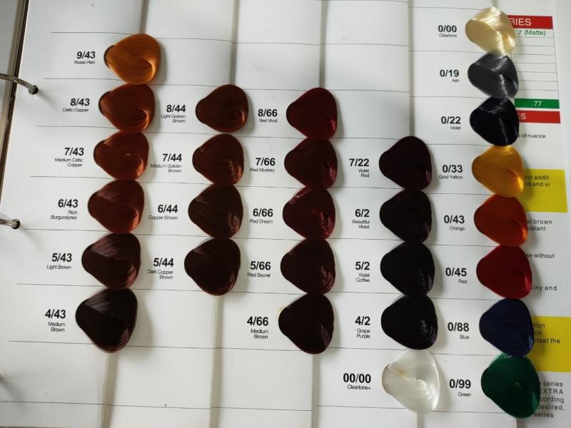 nhuộm tóc Hàn quốc giá rẻ