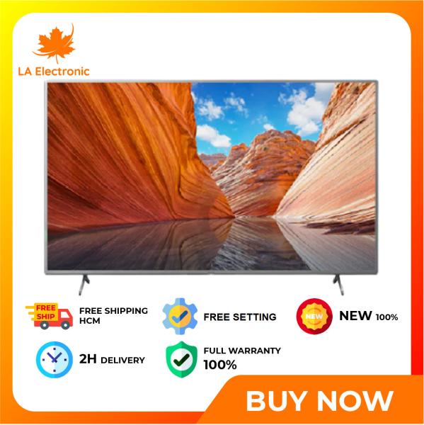 Bảng giá [Trả góp 0%]Android Tivi Sony 4K 50 inch KD-50X80J/S - Miễn phí vận chuyển HCM