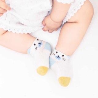 Sét 5 Đôi Tất Lưới Cổ Thấp KidS Socks thumbnail