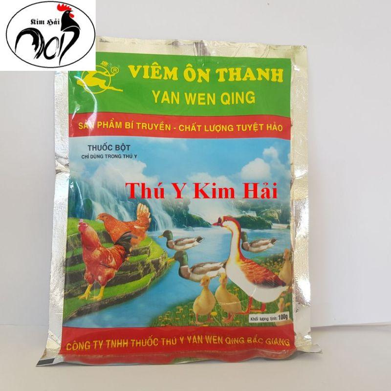 VIÊN ÔN THANH-GÓI 100G