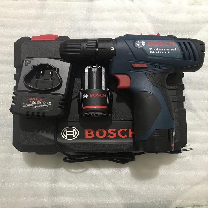 Máy khoan Pin Bosch 10.8v- Malaysia