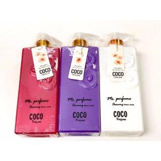 (TRẮNG DA MỊN MÀNG)Sữa Tắm Coco Perfume Charming Shower Cream Chai Trắng 800ml làm đẹp sữa tắm - sữa tắm trắng da hương nước hoa coco cao cấp - hương hoa thơm ngát Chăm Sóc Cá Nhân Làm Đẹp thumbnail