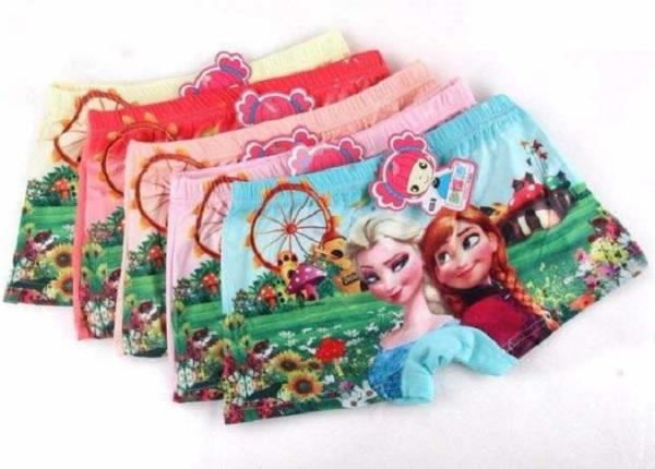 Giá bán Combo 10 quần lót Elsa cho bé gái