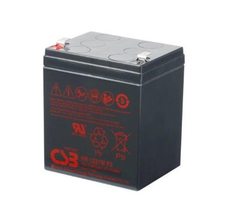 Bảng giá Ắc Quy CSB 12V 5Ah - HR1221WF2 cho bộ lưu điện Phong Vũ