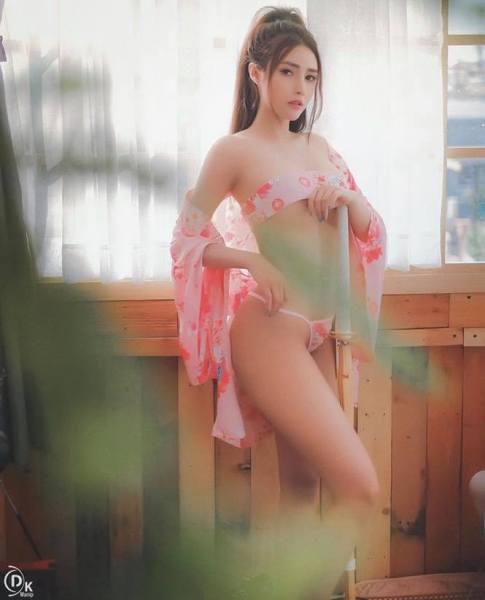 Nơi bán Cosplay Váy Ngủ Kimono - Blingerie