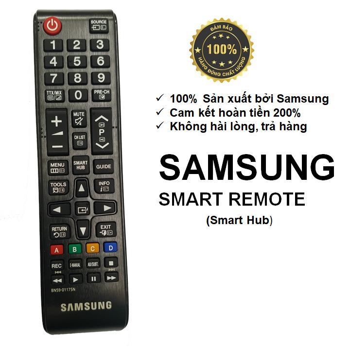 Voucher Khuyến Mại Điều Khiển TV Samsung Smart