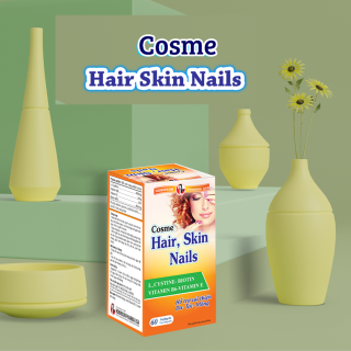 Hair, Skin & Nails Đẹp da, đẹp tóc - Robinson pharma usa thumbnail