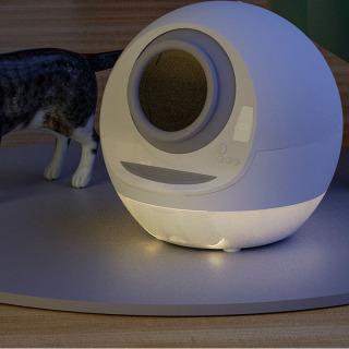 Hộp vệ sinh cho chó mèo tự động MEET - máy dọn phân cho chó mèo tự động thumbnail