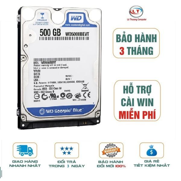 Ổ cứng laptop 80Gb; 160Gb; 250Gb; 320Gb; 500Gb tốt 100%