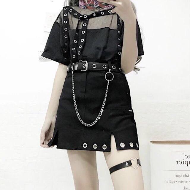 Mã Coupon Chân Váy Kèm Chain Cực Chất ( ảnh Thật Cuối )