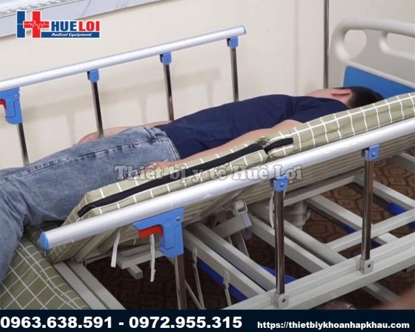 Giường Y Tế - Giường Bệnh Đa Năng - Giường Hạ Chân To